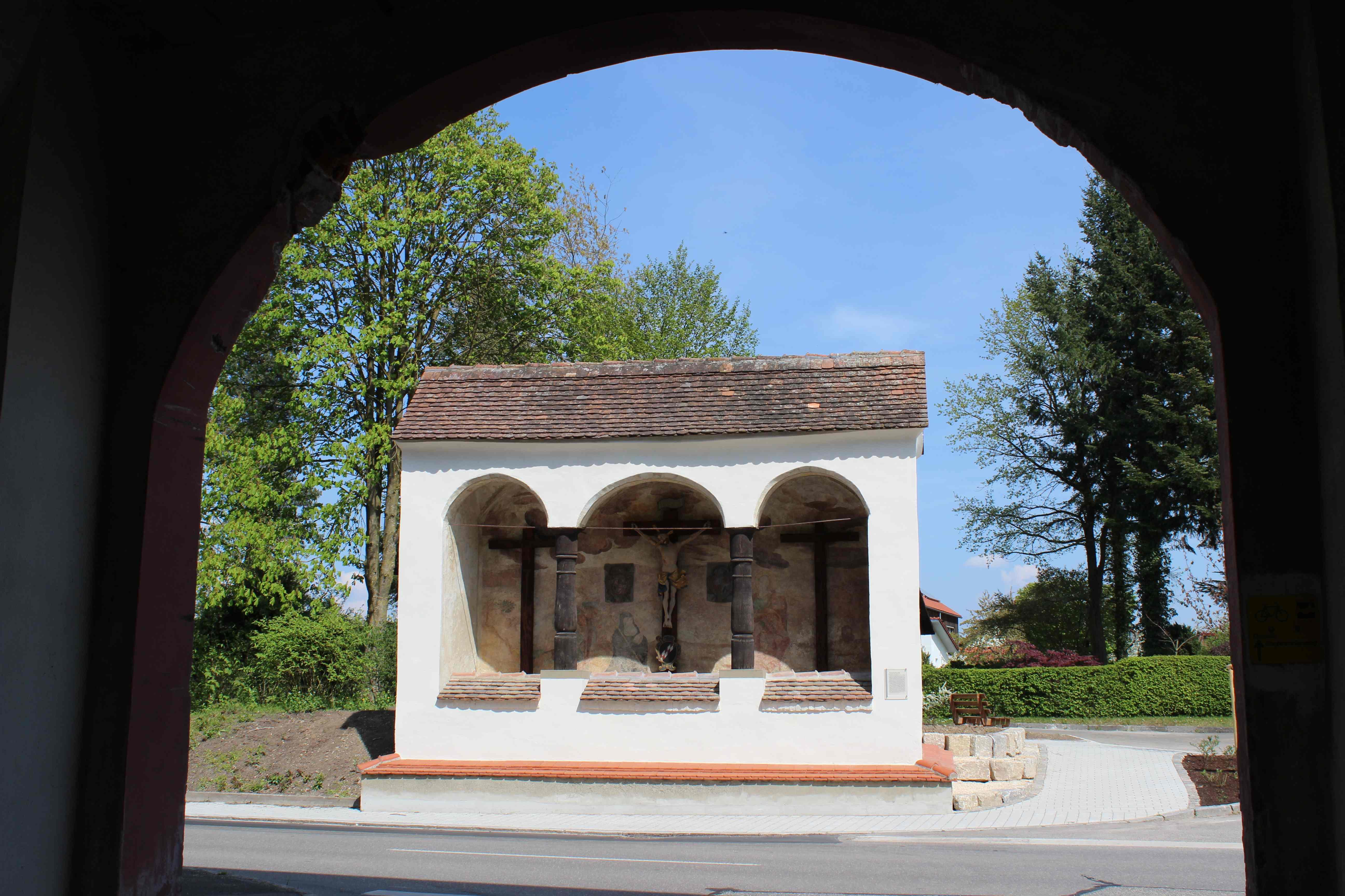 Schächerkapelle Heiligkreuztal
