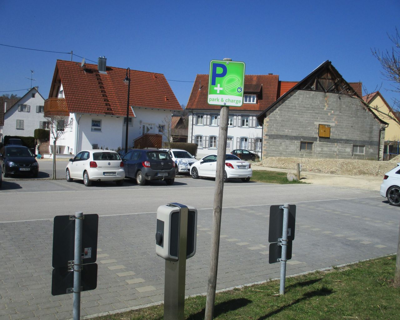 Stromtankstelle Rathaus Eigeltingen