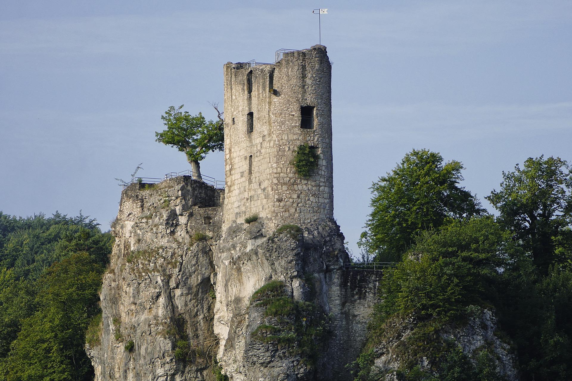 Burgruine Neideck