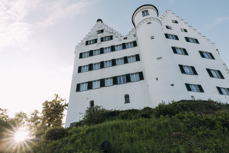 Medialer Erlebnisparcours Schloss Aulendorf